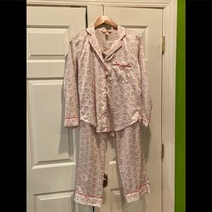Victoria Secret 2 piece pajama set
